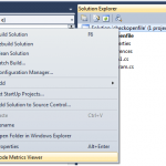 Visual Studio Count the Lines of Code (LOC) in .NET Application