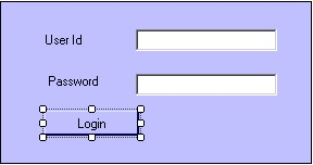 User Control C# Winforms Applications-Login Usercontrol